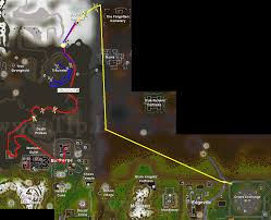 World Map Runescape 2007 by Killing Avianses A Begginers Guide Page 2 General Guides