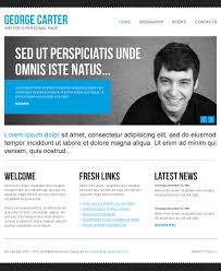 personal page html website template 01 personal pages html