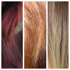 Washed Out Colors - the invisible lemongrass my hair journey red to honey caramel
