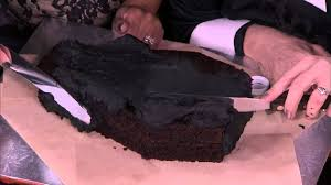 Halloween Coffin Cake by Coffin Cake Youtube