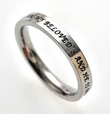 i am my beloved s and my beloved is mine ring princess ring i am my beloved s and he is mine sos 6 3