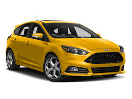 ford focus st yellow 2017 ford focus st 4d hatchback in columbia 74021 machens