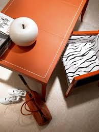 cuir pour bureau cuir fauve pour bureau d exception trucs et deco
