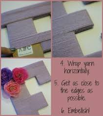 best 25 yarn wrapped letters ideas on pinterest letters with