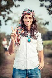 mens hippie hairstyles guys hairstyles tumblr men hairstyle trendy