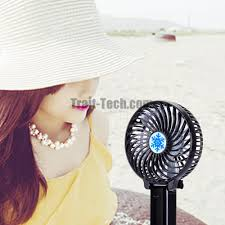 battery operated handheld fan foldable multifunctional mini usb operated rechargeable handheld