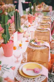 southwestern bridal shower theme ideas decor brit co