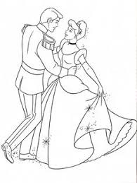 free cinderella printable coloring pages themes