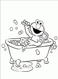 print u0026 download elmo coloring pages skateboard