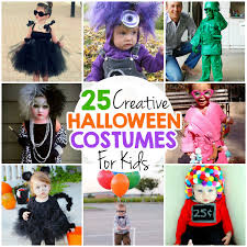 25 creative diy halloween costumes for kids i heart arts n crafts