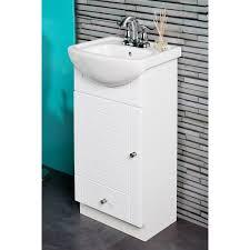 Overstock Vanity Fantastic 16 Inch Bathroom Vanity Shop Narrow Depth Bathroom