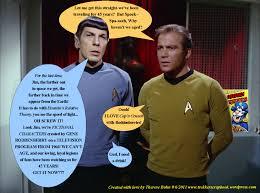 Happy Birthday Star Trek Meme - happy 45th star trek trekkerscrapbook