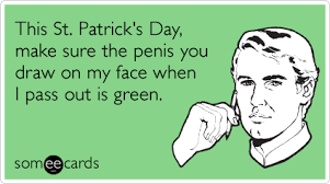 St Pattys Day Meme - funny st patrick s day memes ecards someecards
