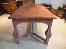 table refectory farmhouse swedish pine dining table c1880 499642