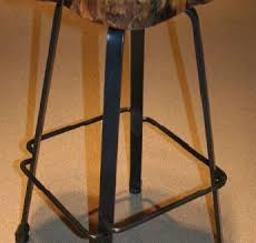 bar stools metal and wood stool 30 reclaimed legs aftcra 27