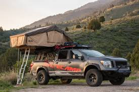 titan nissan 2017 set up camp anywhere with the 2017 nissan titan xd pro 4x