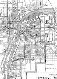 Bay City Michigan Map by Article Greater Bay City Was Formed One Century Ago By Marvin