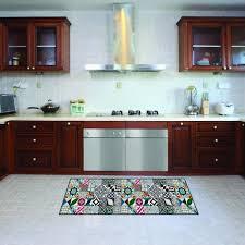 acariens de cuisine tapis de cuisine lavable en machine cuisine de tapis 52cm x 100cm