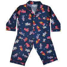 powell craft boys cotton robert the robot pyjamas