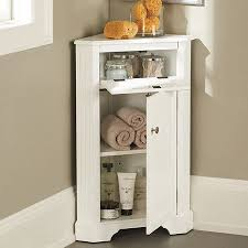 Bathroom Corner Storage Cabinet Amazing Best 25 Bathroom Corner Storage Cabinet Ideas On Pinterest
