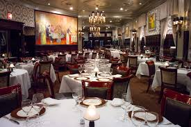 the dining room at little palm island old classic new classic grand steakhouse dining at delmonico u0027s