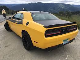 Dodge Challenger 4wd - 30 minutes with the 2017 dodge challenger t a 392