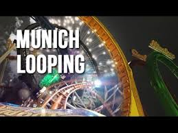 munich looping world s largest portable rollercoaster hyde park