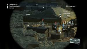 mgs5 africa map legendary gunsmith location mgsv the phantom