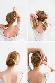 Hochsteckfrisuren Mittellange Haare Einfach by Coole Interessante Frisuren Für Lange Haare Archzine