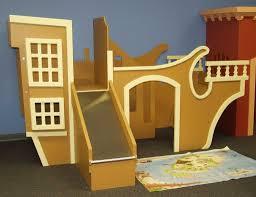 Playhouse Design Simple Kids Playhouse Plans And Designs For Backyard Homescorner Com