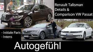 renault talisman 2017 white renault talisman full test drive review u0026 comparison vw passat b8