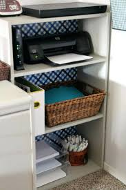Home Office Desk Storage Office Design Office Desk Storage Drawers Home Office Reveal One