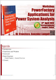 workshop powerfactory applications for power system analysis kase u2026