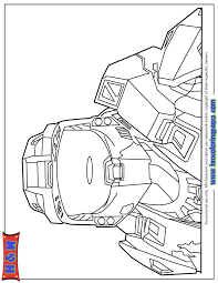master chief character halo game coloring u0026
