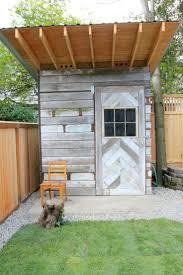 how to build a backyard storage shed