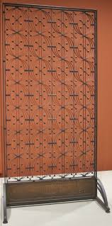 Louis Sullivan by File Elevator Grille From The Chicago Stock Exchange By Louis