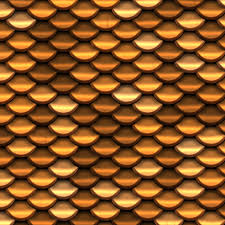 gold fabric scale armour gold brass copper fabric bonnie phantasm