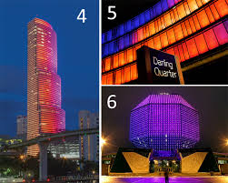 led light installation near me 10 buildings that use led lighting