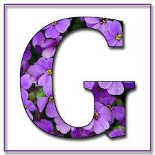 130 best flower alphabets images on pinterest letter monogram