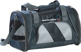 sherpa american airlines duffle pet carrier charcoal chewy com
