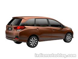 Honda Mobilio Launched In Indonesia Priced From 150 Million
