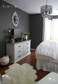 Grey Wall Bedroom Spotlight Saturday Top 10 Dark Grey Walls Bedroom Tv And Yellow