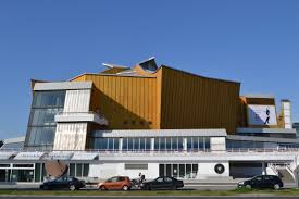 94 Best Architecture Hans Scharoun Images On Pinterest Hans - philharmonie concert halls berlin germany by hans scharoun hans