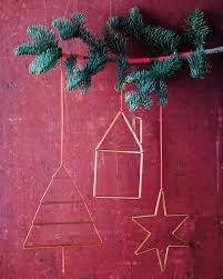 brass house ornament martha stewart