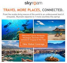 Verizon Coverage Map Michigan by Skyroam Mobile Hotspot Review Insideflyer