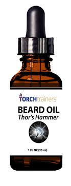 torch trainers beard oil thor s hammer natural wellness solution