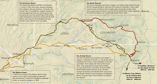 Green River Utah Map by Old Spanish Trail Proposal Discourages Motorized Travel Comment