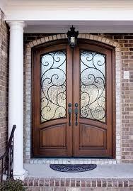 glass wood doors blog solid wood doors vs wood doors with glass