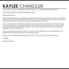 Sample Resume For Preschool Teacher Nice Letter Of Interest Teacher Sample U2013 Letter Format Writing