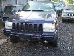 jeep cherokee dashboard used 1998 jeep grand cherokee dash parts for sale